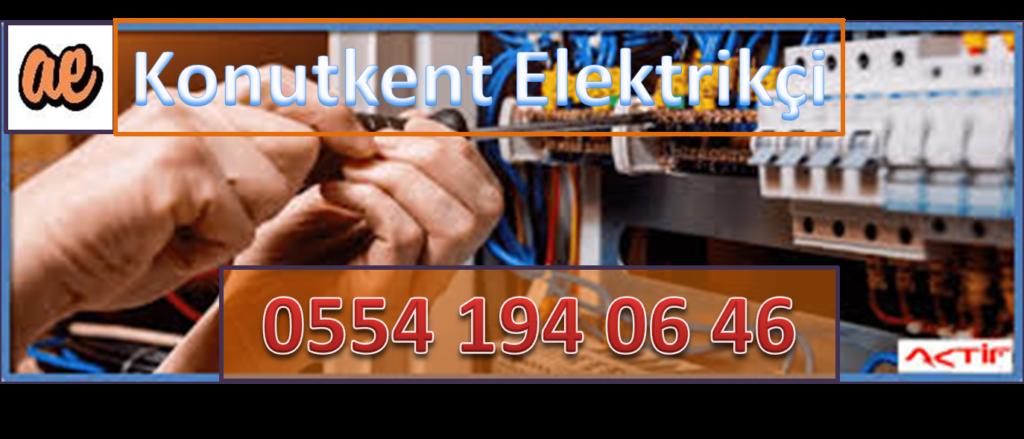 Konutkent Elektrikçi