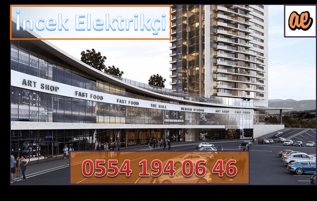İncek Elektrikçi Ankara İncek Elektrikçiler İncek En Yakın Elektrikçi