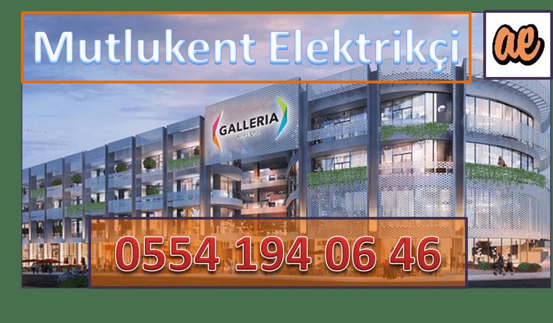 Mutlukent Elektrikçi Mutlukent Elektrikçiler Ankara
